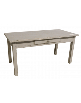 Small Gray Ceruse Coffee Table