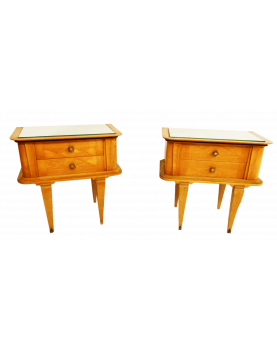 Pair of Bedside Tables 1960