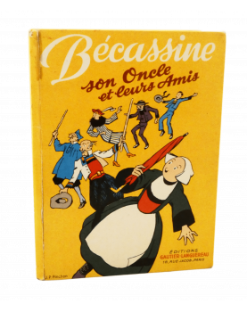 Becassine his Uncle and...