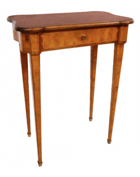 Small Marquetry Table...