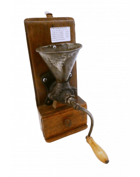 Counter Coffee Mill