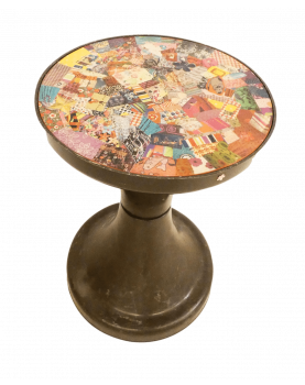 Diabolo Table with Wheels