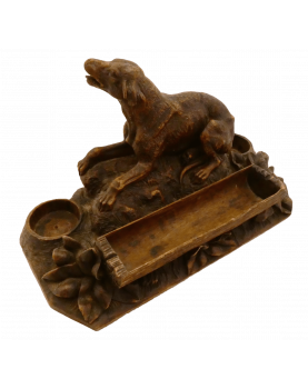 Black Forest inkwell