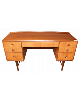 Desk with 7 drawers
