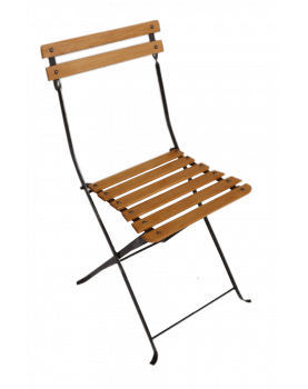 Folding Chairs in Metal and...