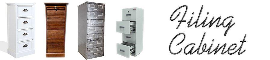 Filing Cabinet & Cloakroom
