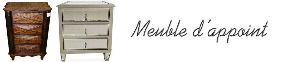 Meuble d'Appoint