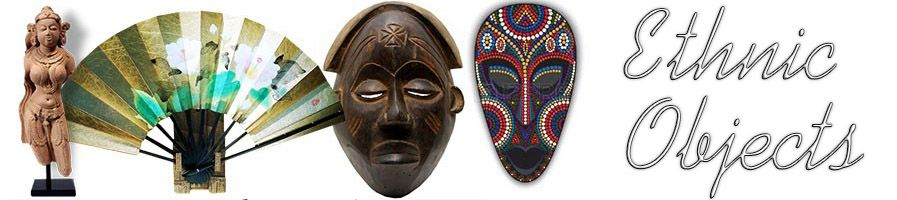 Ethnic objects